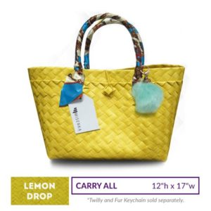 Misenka Lemon Drop Carry All