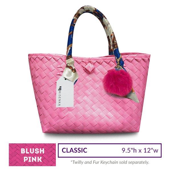 Misenka Blush Pink Classic
