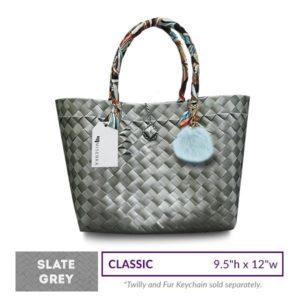 Misenka Slate Grey Classic