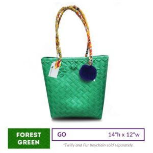 Misenka Forest Green Go