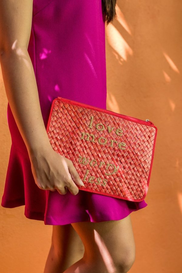 Misenka Love More Clutch