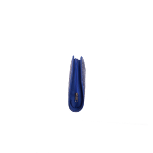 Misenka Blue Summer Moon Clutch