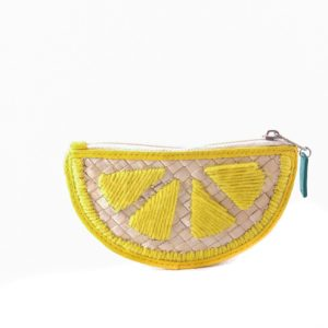 Misenka Lemonada Coin Purse
