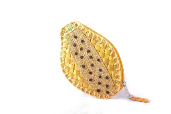 Misenka Papaya Coin Purse