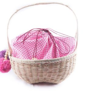 Misenka Quezon Picnic Basket