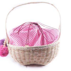 Misenka Quezon Picnic Basket