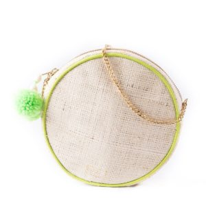 Misenka Kiwi Shoulder Bag
