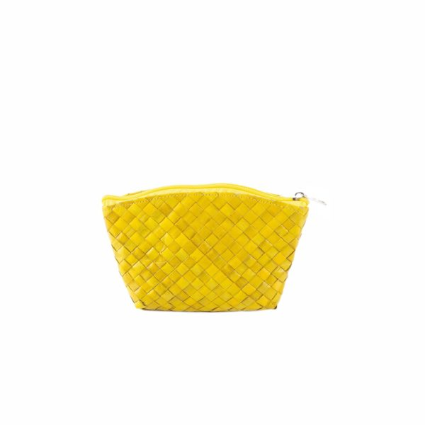 Misenka Yellow Summer Wallet