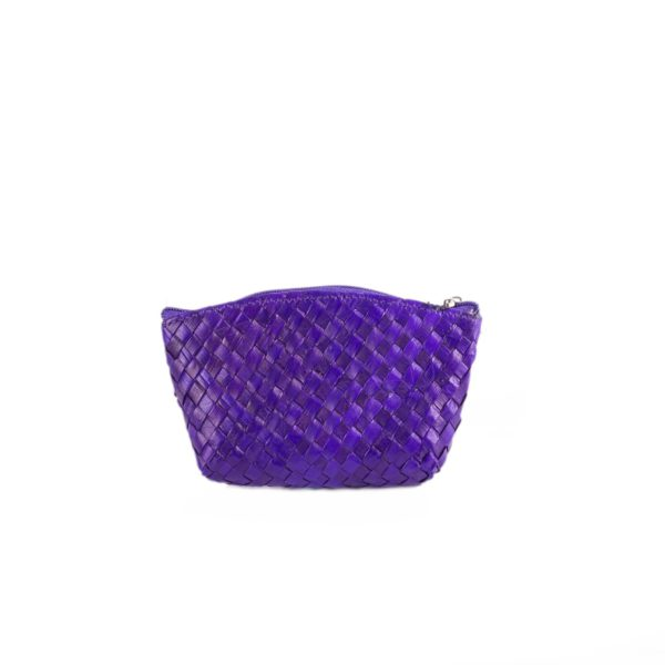 Misenka Purple Summer Wallet