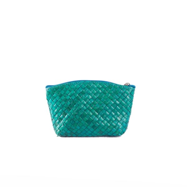 Misenka Green Summer Wallet