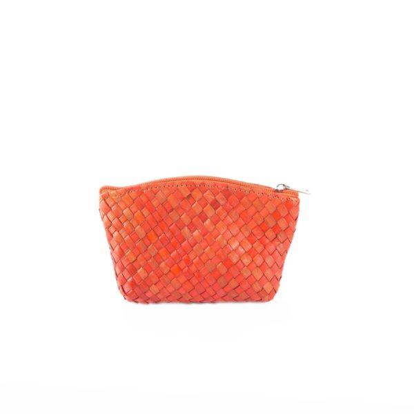 Misenka Orange Summer Wallet